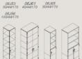 rysunki-techniczne-j_system-5-6-polki-szafy-drzwi-zwykle-szklane