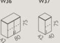 woo-szafy-nadstawne-rysunek-techniczny-wymiary