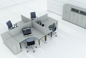 biurko dla pracowników G4