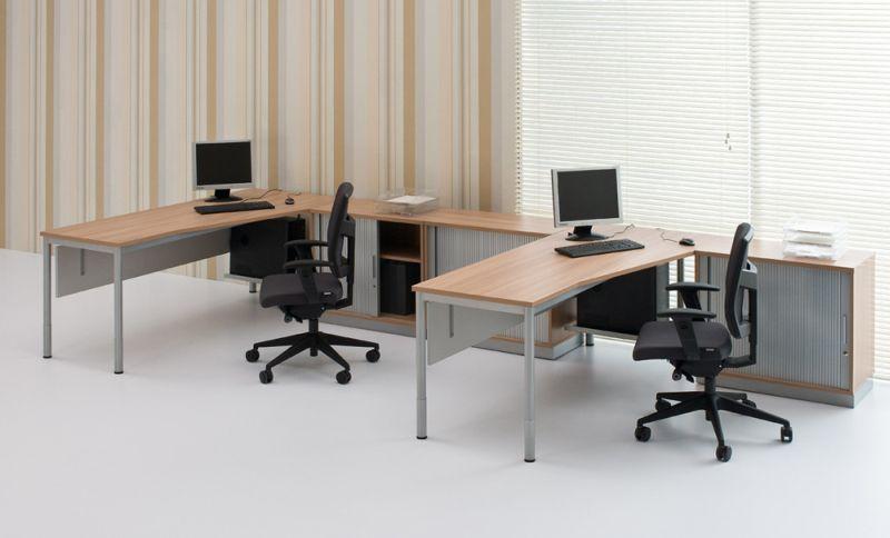 G4 biurka krzywoliniowe do biura