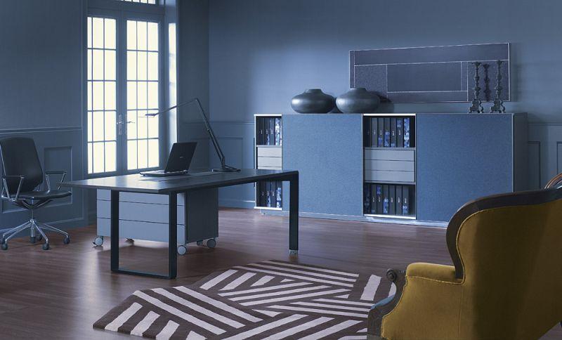 nowoczesne biurko gabinetowe