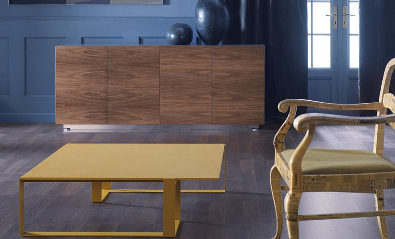nowoczesny stolik do gabinetu
