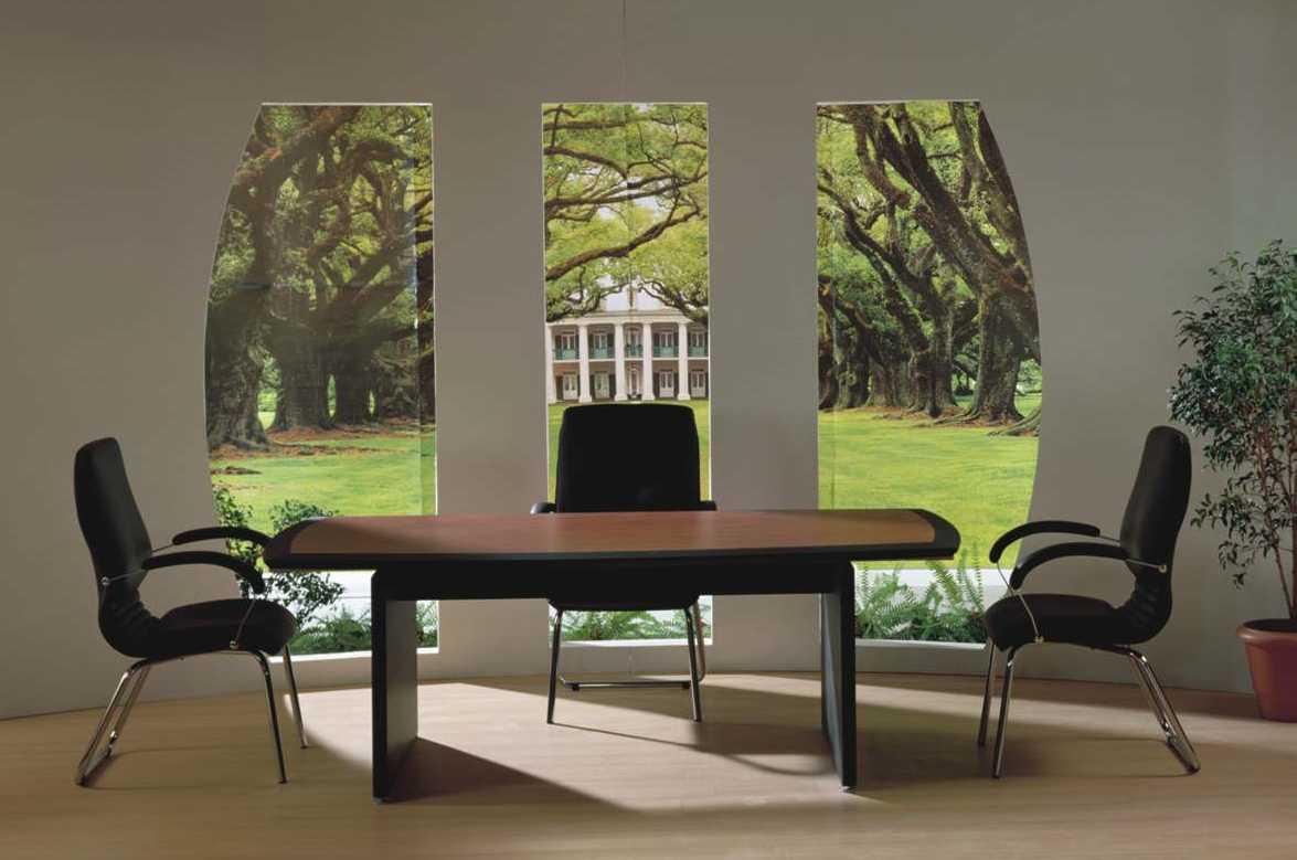 Ventus-stol-gabinetowy-blat-calvados-ciemny-nogi-lakierowane-czarne