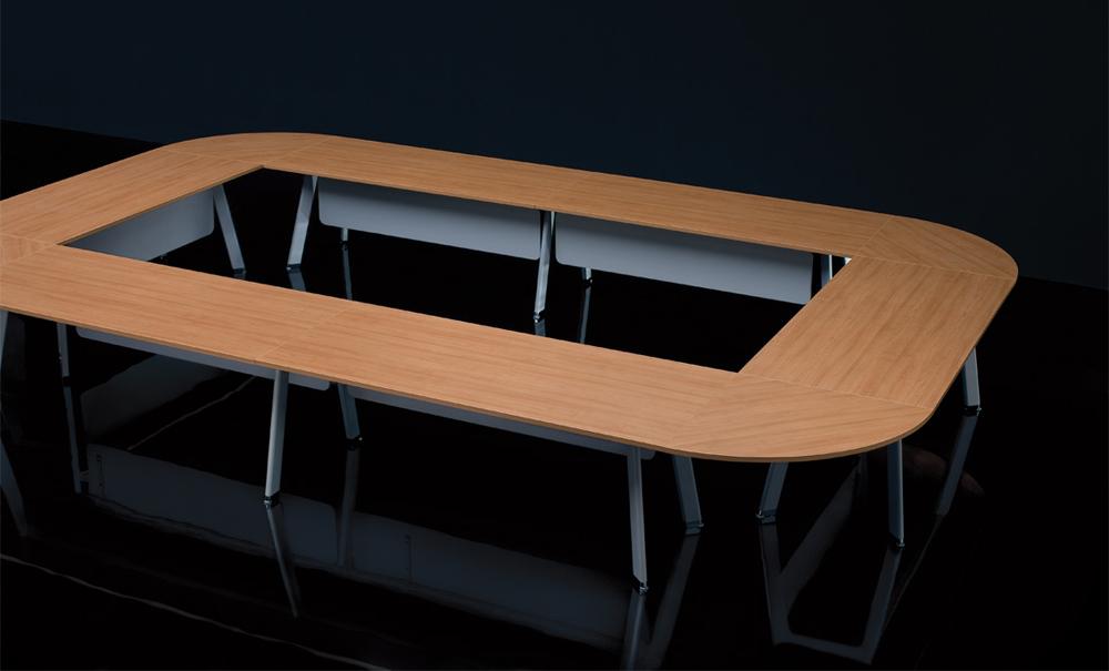 modułowe, składane stoły konferencyjne