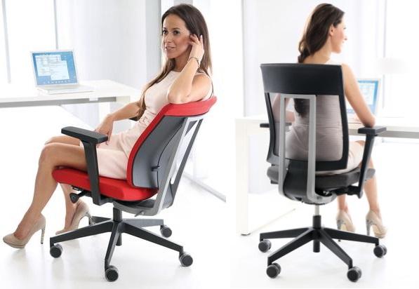 fotele biurowe dobre na kręgosłup xenon net