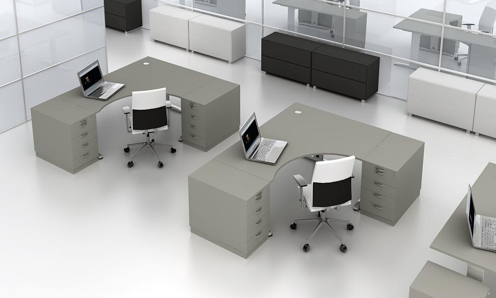 - Kolekcja Biurka narożne biurowe