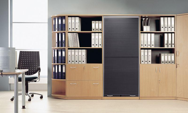 - Kolekcja Szafy biurowe