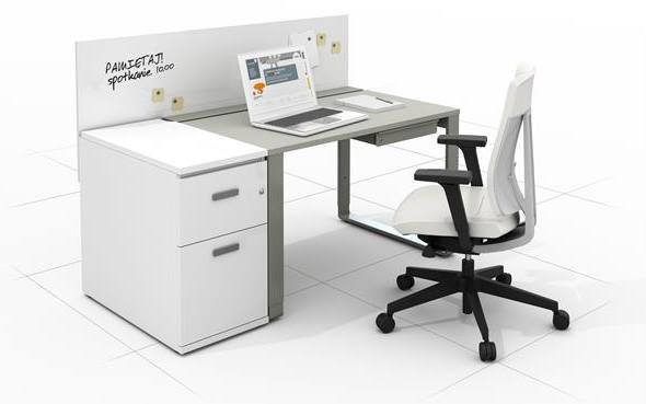 - Kolekcja Ergonomiczne i profesjonalne biurko