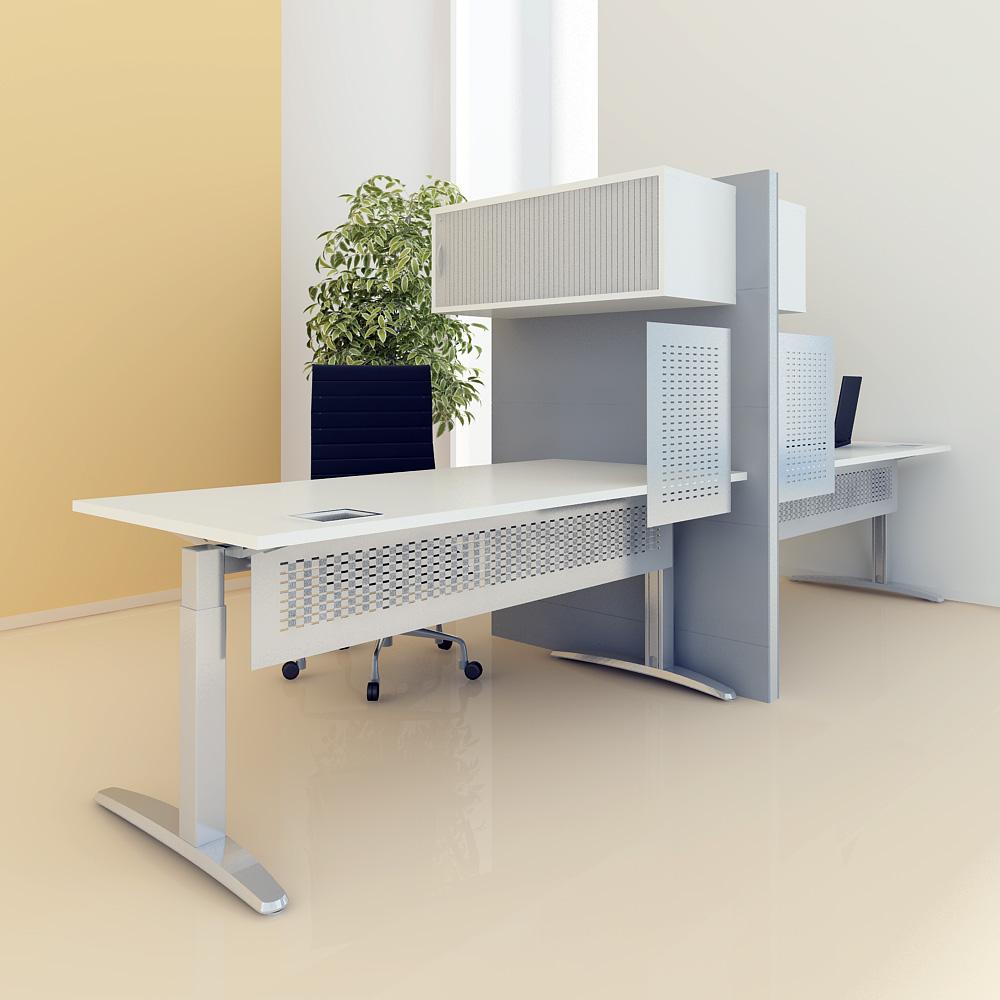 biurka recepcyjne system ff