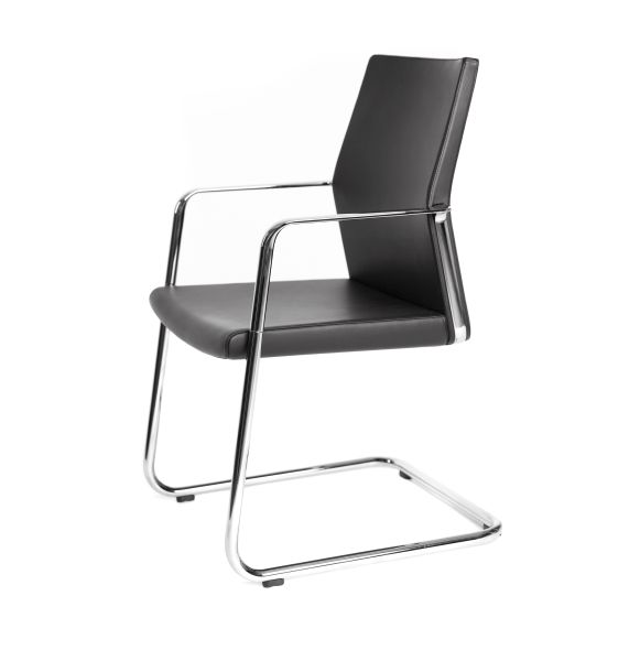myturn krzesło konferencyjne 21vn chrom