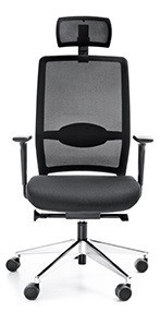 Fotele gabinetowe VERIS NET