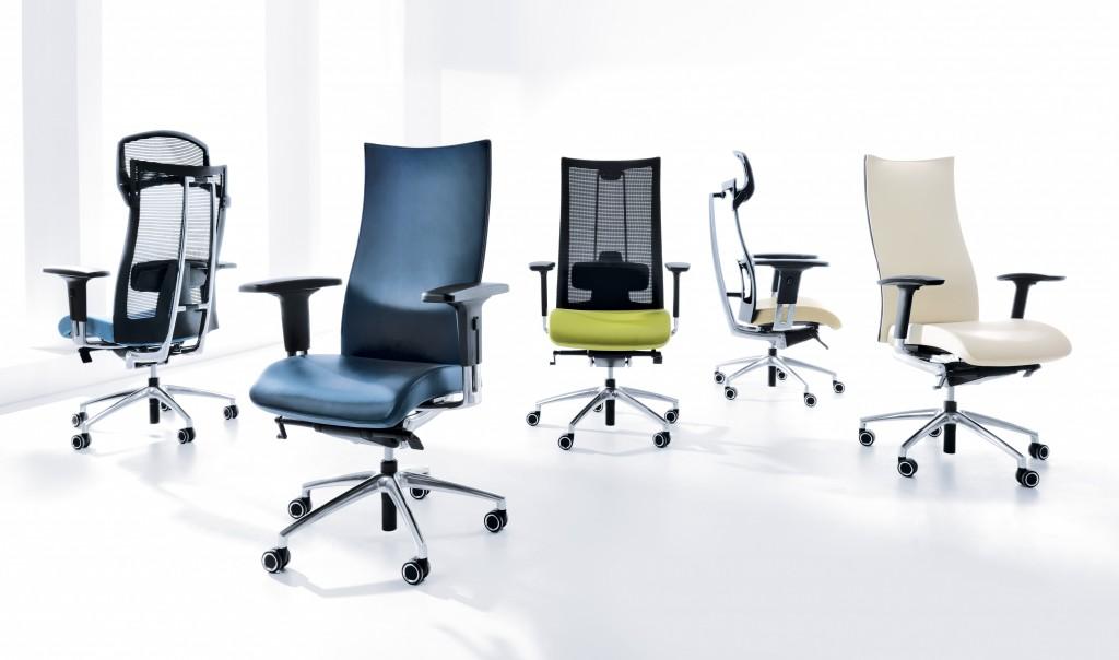 Fotele biurowe ACTION