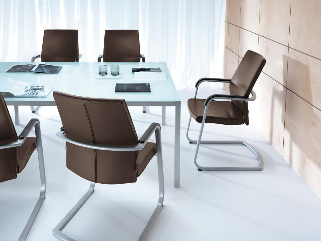 Fotele biurowo- konferencyjne ACTIVE