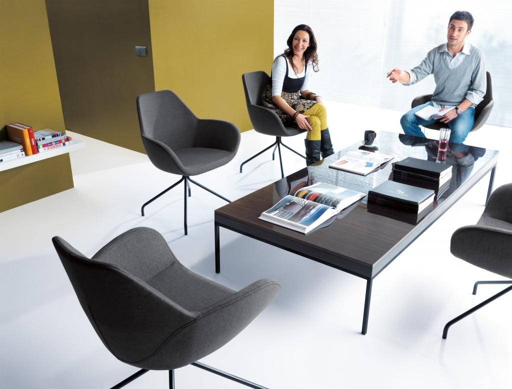 Fotele konferencyjne FAN