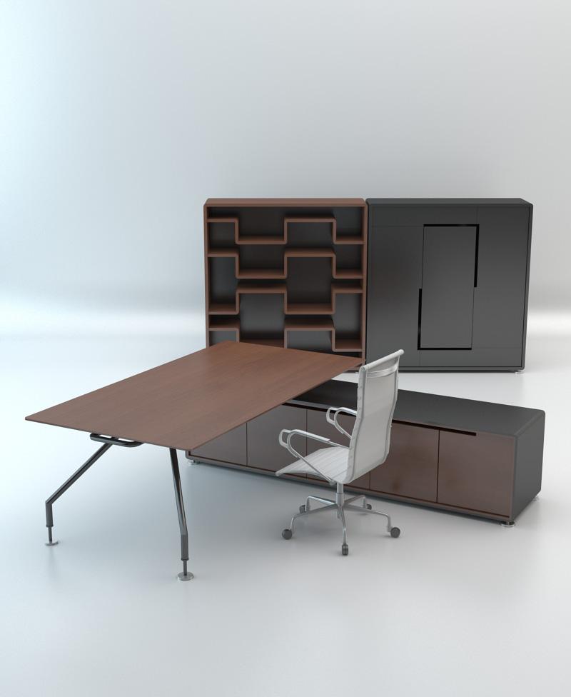 Biurka gabinetowe XEON