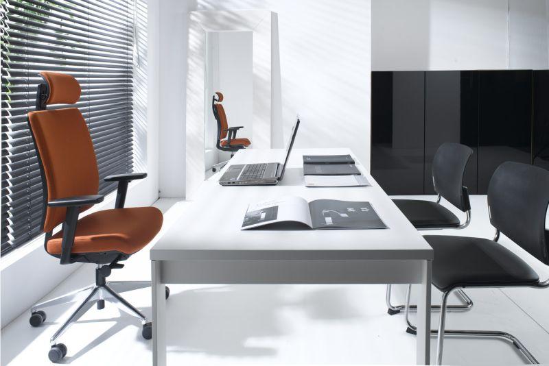 Fotele obrotowe do biura