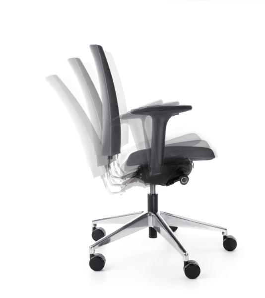 Krzesła biurowe obrotowe - Arca