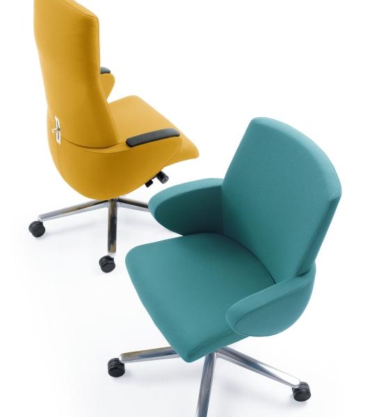 Krzesła do komputera - Format