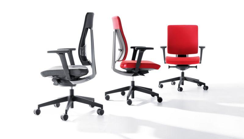Idealny fotel komputerowy - Xenon