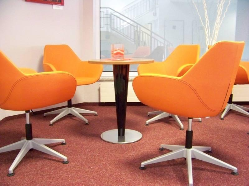 fotele do biura podróży