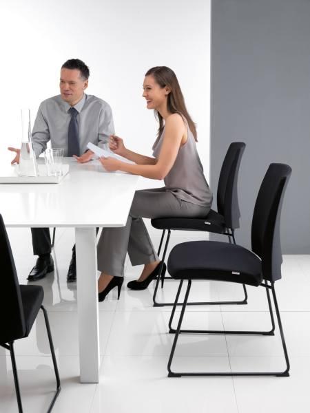 krzesła do biura podróży ARCA