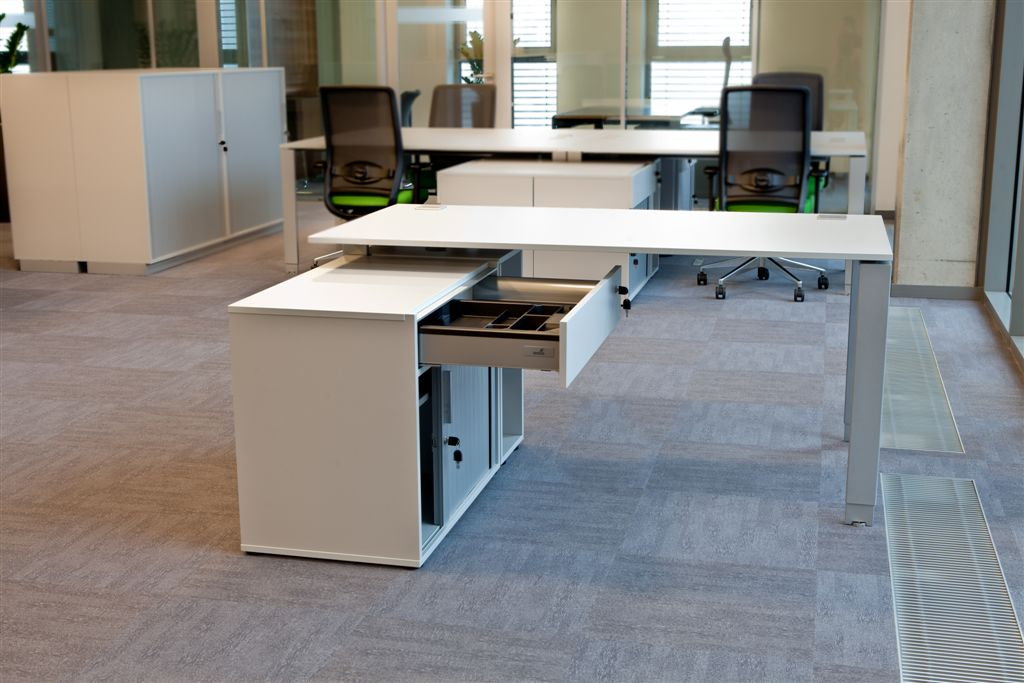 Poważnie Biurka narożne biurowe - Arteam TQ68