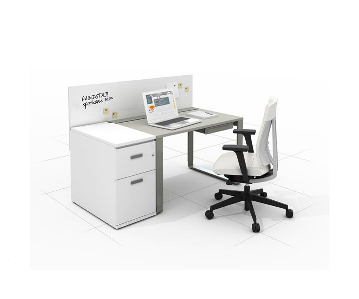 W superbly Ergonomiczne i profesjonalne biurko - Arteam ZF64