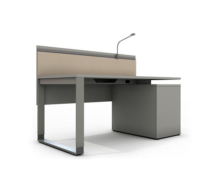 Groovy Ergonomiczne i profesjonalne biurko - Arteam MX32