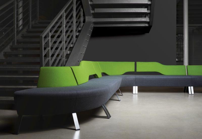 updown sofa tapicerowana moduły aranżacja