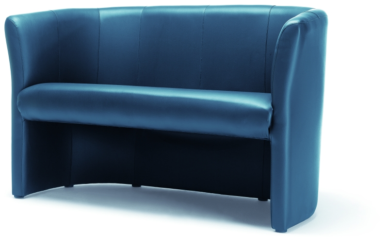 vancouver round sofa biurowa