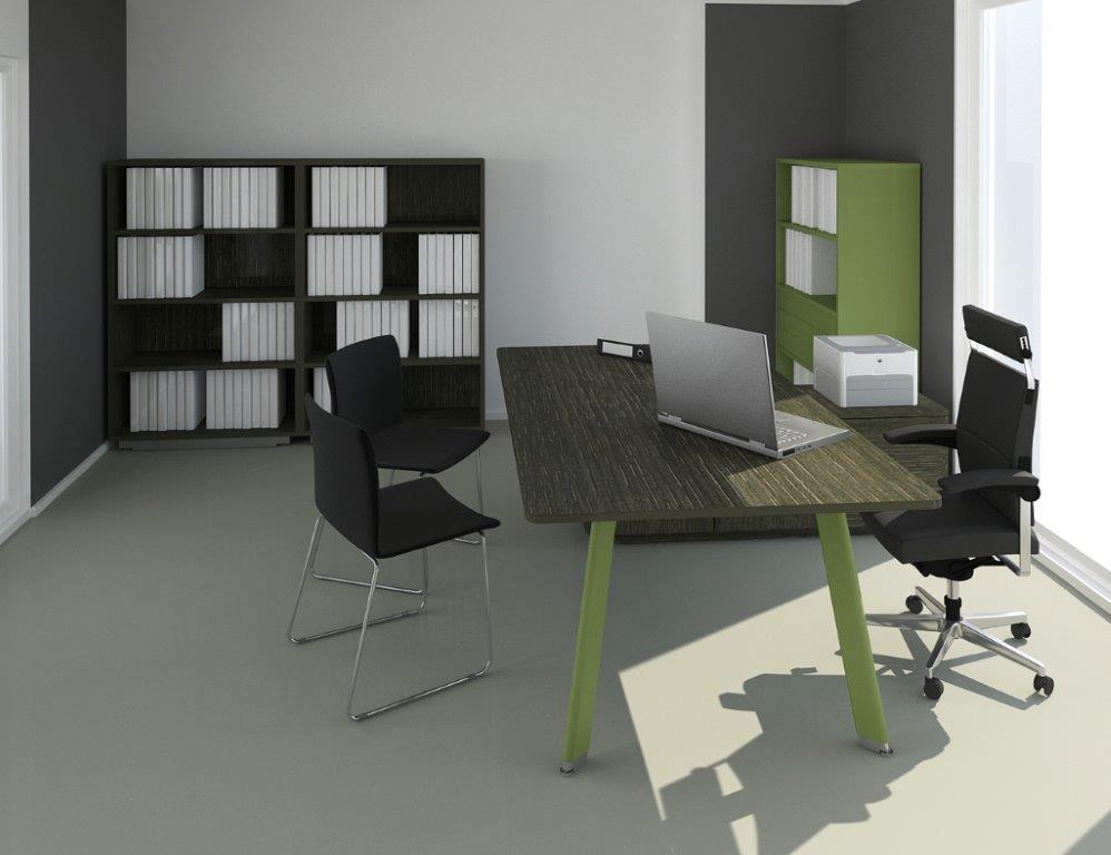 Biurka gabinetowe SIMPLIC