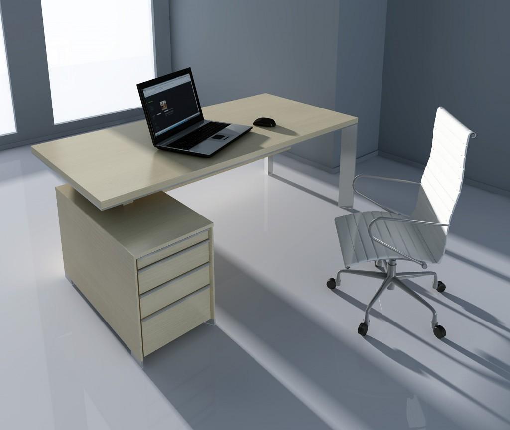 IN - Biurka gabinetowe