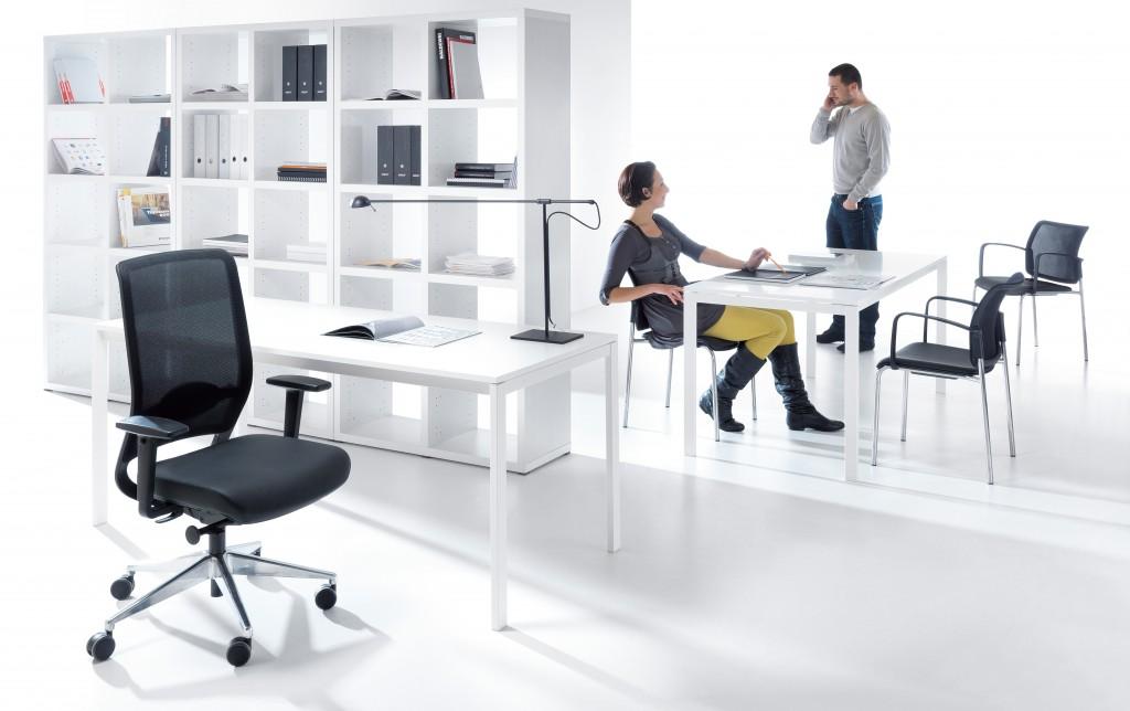 obrotowe Krzesła obrotowe VERIS NET