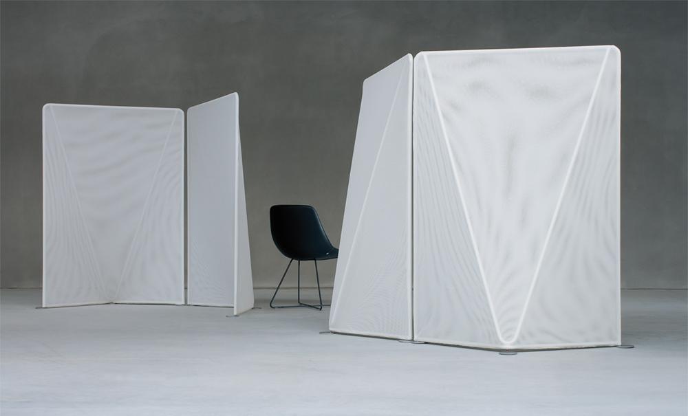 Modernistyczne Ścianki działowe - Arteam LG45