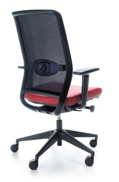 Krzesła biurowe obrotowe - Veris net