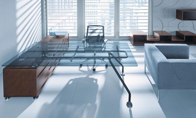 Nowoczesne biurka - Xeon